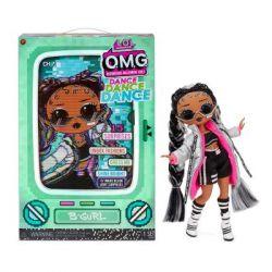 Кукла L.O.L. Surprise! серии O.M.G. Dance Брейк-данс леди (117858)