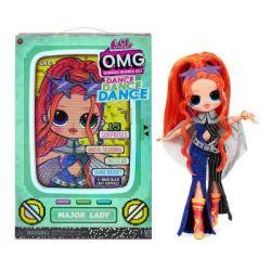 Кукла L.O.L. Surprise! серии O.M.G. Dance Леди-крутышка (117889)