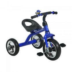 Детский велосипед Bertoni/Lorelli A28 blue/black