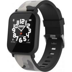 Смарт-часы CANYON CNE-KW33BB Kids smartwatch Black camouflage (CNE-KW33BB)