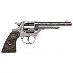 Игрушечное оружие Gonher Револьвер Ковбойский 8 зарядное (80/0)
