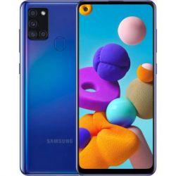 Мобильный телефон Samsung SM-A217F/64 (Galaxy A21s 4/64GB) Blue (SM-A217FZBOSEK) - Картинка 7