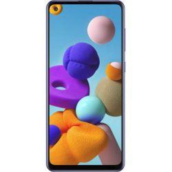 Мобильный телефон Samsung SM-A217F/64 (Galaxy A21s 4/64GB) Blue (SM-A217FZBOSEK) - Картинка 1