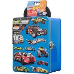 Автотрек Mattel Трек-контейнер Hot Wheels 2 в 1 (HWCC2)