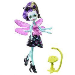Кукла Monster High Садовые оборотни Крылатая Вайнгрид (FCV47)