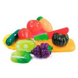 Развивающая игрушка BeBeLino Овощи и фрукты (58080)