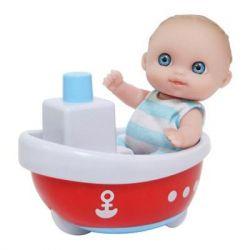 Пупс JC Toys Малыш с лодочкой (JC16912-8)