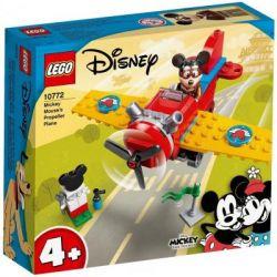 Конструктор LEGO Mickey and Friends Винтовой самолёт Микки 59 деталей (10772)