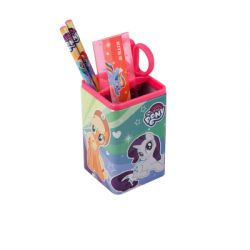 Настольный набор Kite My Little Pony 4 предмети квадратний (LP19-214)