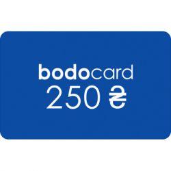 Подарочный сертификат ASUS bodocard 250 (bodocard_250)