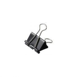 Биндер металлический Axent 19 мм, 12шт, black (4401-A)