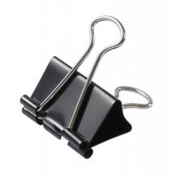 Биндер металлический Axent 32 мм, 12шт, black (4403-A)