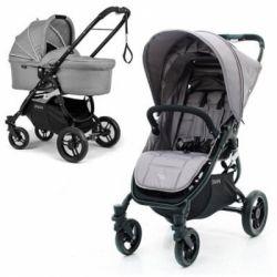 Коляска Valco Baby 2 в 1 Snap 4 Cool Grey (9907.9907)