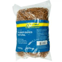Резинки для денег Buromax Natural 1000 г (BM.5509)