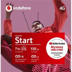 Стартовый пакет Vodafone SuperNet Start+ (MTSIPRP10100070__S/MTSIPRP10100070__S)
