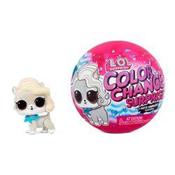Кукла L.O.L. Surprise! серии Color Change - Питомец (576334)