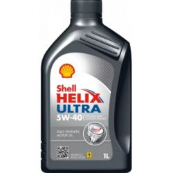 Моторное масло Shell Helix Ultra 5W40 1л (2115)