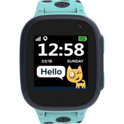 Смарт-часы Canyon CNE-KW34BL Kids smartwatch Sandy, Blue (CNE-KW34BL)