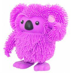 Интерактивная игрушка Jiggly Pup Зажигательная коала Фиолетовая (JP007-PU)