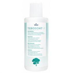 Ополаскиватель для полости рта Dr. Wild Tebodont-F с маслом чайного дерева и фторидом 400 мл (7611841701778)