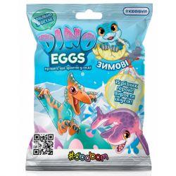 Игровой набор #sbabam растущий в яйце Dino Eggs Winter - Зимние динозавры (T059-2019)