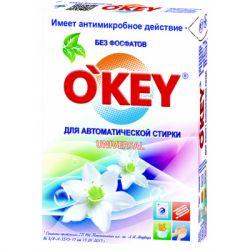 Стиральный порошок O'KEY Universal 400 г (4820049380903)