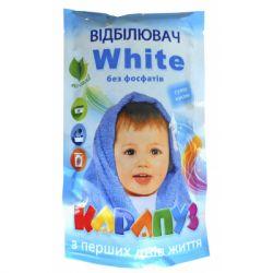Отбеливатель Карапуз кислородный для детских вещей 200 г (4820049381290)