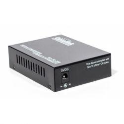 Медиаконвертер Optolink 100M, 20km, SC, RJ45, Tx 1550nm (1M-FE-20B)