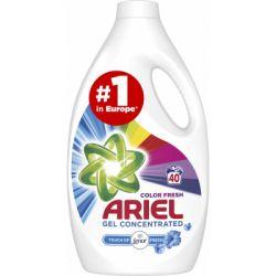 Гель для стирки Ariel Touch Of Lenor Color 2.2 л (8001090790941) - Картинка 1