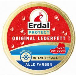 Крем для обуви Erdal Lederfett Farblos Жир Бесцветный 150 мл (4001499011665)