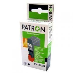 Картридж PATRON CANON BCI-24/21 black (№ PN-21/24) (CI-CAN-BCI-24-B1-PN/CI-CAN-BCI-2124-B-PN)