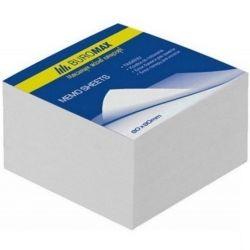 Бумага для заметок BUROMAX White 80х80х50мм, unglued (BM.2205)