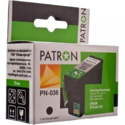 Картридж PATRON EPSON для C42 BLACK (PN-036)
