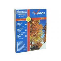 Обложка для переплета bindMARK карт. Кантри А4 230 г/м2 (100 шт.) ассорти (41729)
