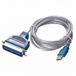 Конвертер USB - LPT Viewcon VEN12 (Для подключения LPT Принтера в USB порт компьютера)