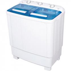 Стиральная машина полуавт. GWF-WS702B (белая/синяя, 7кг) (GRUNHELM)