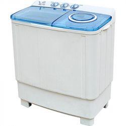 Стиральная машина полуавт. GWF-WS752B (белая/синяя, 7,5кг) (GRUNHELM)