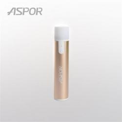 Универсальная мобильная батарея Aspor A311 2600mAh Gold (900001)