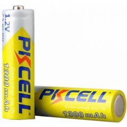 Аккумулятор PKCELL Ni-MH AA/HR06 1300 mAh BL 2шт (9332)