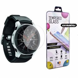 Защитная пленка Drobak Ceramics для Samsung Galaxy Watch 42mm (2 шт) (313109)