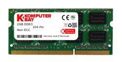 SO-DIMM 2GB/1333 DDR3 KomputerBay (204PC3-1333/2GB)