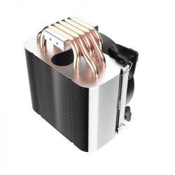 Кулер процессорный PCCooler GI-H58U Corona Blue, Intel: 2066/2011/1150/1151/1155/1156/1366/775, AMD: AM2/AM2+/AM3/AM3+/AM4/FM1/FM2/FM2+, 152х134х100 мм, 4-pin - Картинка 4