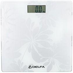 Весы напольные Delfa DBS-6118 Flowers