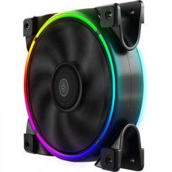 Вентилятор PCCooler Corona RGB 3in1; 120х120х25 мм, 4-pin - Картинка 4