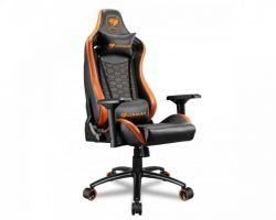Кресло для геймеров Cougar Outrider S Black/Orange - Картинка 3
