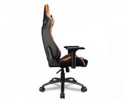 Кресло для геймеров Cougar Outrider S Black/Orange - Картинка 4