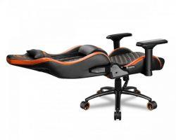 Кресло для геймеров Cougar Outrider S Black/Orange - Картинка 6