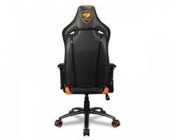Кресло для геймеров Cougar Outrider S Black/Orange - Картинка 7