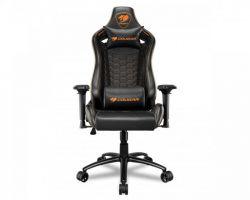 Кресло для геймеров Cougar Outrider S Black - Картинка 1