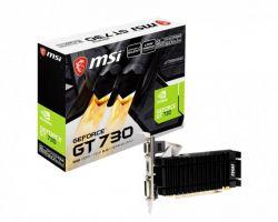 GF GT 730 2GB DDR3 MSI (N730K-2GD3H/LPV1)